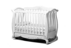 Baby Italia Кровать детская Andrea Lux Glitter, бук