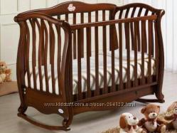 Baby Italia Andrea VIP Antique кроватка-софа бук