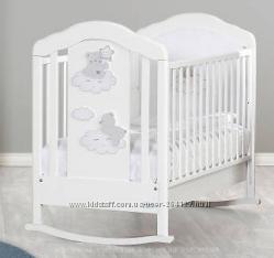 Кроватка-качалка Baby Italia Coccolo
