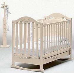 Кроватка Baby Italia DIDI слоновая кость