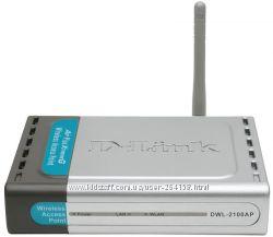 Беспроводная точка доступа D-LINK DWL-2100AP