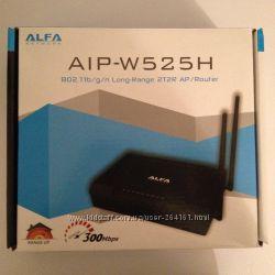 ALFA AIP-W525H v2 мощный Wi-Fi роутер