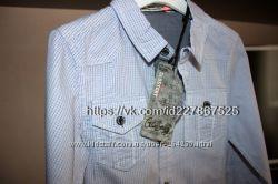 Рубашка для юного модника на р. 98-104 Glo-Story