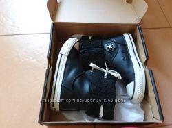 Ботинки-кеды конверс