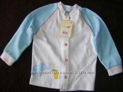 Рубашкикофты ясельные трикотажные