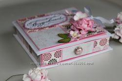 Коробочки, конверты для денежного подарка