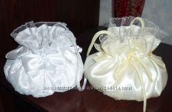 Сумочка для невесты  есть белая, бежевая. Новая