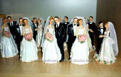 Фигурки на торт свадебный