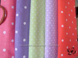 Ткань для пэчворка, рукоделия, квилтинга, текстильных игрушек, кукол, декор