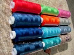 Нитки для бытовых швейных машин и оверлоков