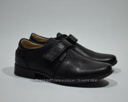 Туфли на мальчика в школу р. 31-38 четыре модели