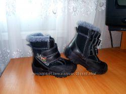 Зимние ботинки. Бесплатная доставка