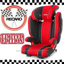 Автокресло RECARO Monza Nova 2 SeatFix Racing Edition