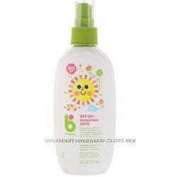 BabyGanics солнцезащита для деток SPF50 Iherb