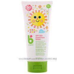 BabyGanics, солнцезащитний лосйон spf50