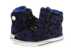 Стильные фирменные детские кеды кроссовки для модников унисекс из Америки