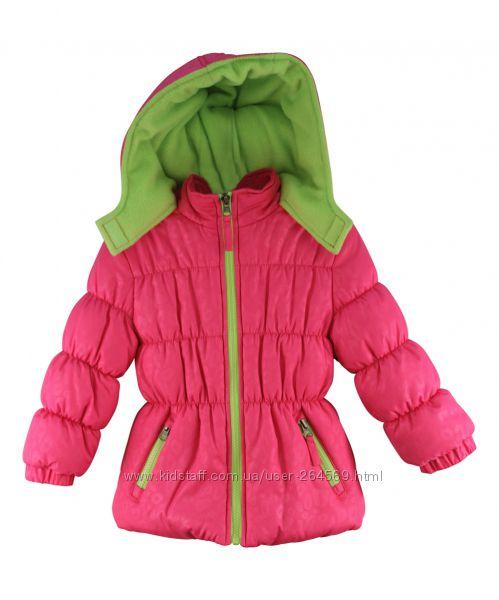 Яркая куртка Pink Platinum для девочки