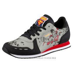 Классные фирменные подростковые кроссовки Puma из США