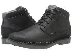 Шикарные ботинки мужские натуральная кожа качество отличное фирменные США