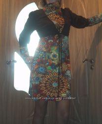 эффектное и удобное платье в комплекте с болеро для кормящей мамочки Макошь