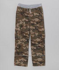 Камуфляжные стильные брюки джинсы для подростка мужчины из Америки