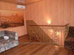 Отдых в Бердянске двухуровневые апартаменты у моря аренда