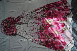 Яркий летний сарафан для беременяшки