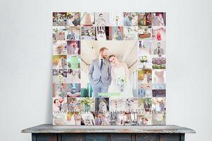 Фотоколлаж из ваших фотографий