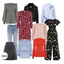 Женская одежда сток оптом Warehouse. платья, юбки, блейзеры, джинсы