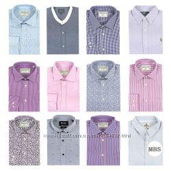 Мужские рубашки Ralph Lauren, Tommy hilfiger, linea, peter werth, howick