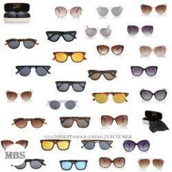 Солнцезащитные очки Lipsy оптом. Шляпы для пляжа