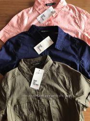 Рубашки Terranova S размер новые