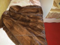 Красивая норковая шуба пр. Греция