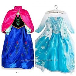 9d74f04ccd25 прокат костюм платье Анны Эльзы Холодное сердце Позняки Осокорки ...