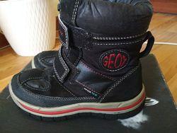 Geox ботинки зимние 19, 5cm