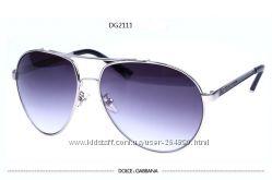 Солнцезащитные очки DG в комплекте