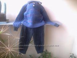 Вяжу на заказ мужской женский джемпер детское летние топы шорты платья