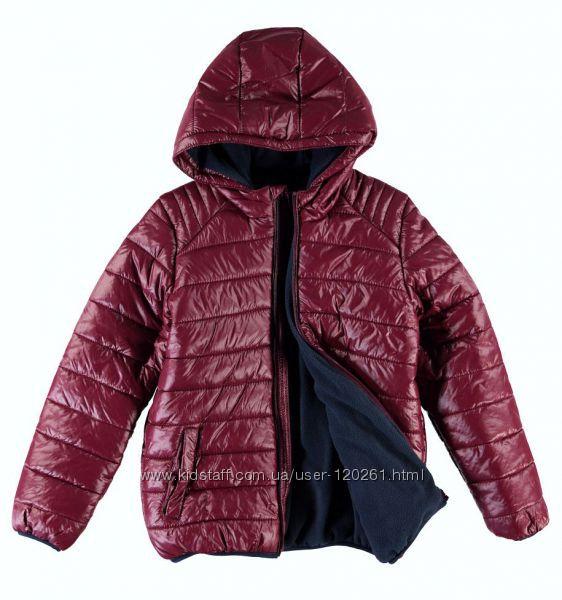 Стильные Куртки/Утеплитель/флис122и128, Парки Евро-Зима 116и122см-LC Waikik