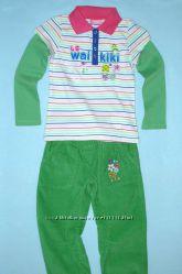Нарядный Реглан-Поло/вышивка-116см-LC Waikiki- Нарядные Регланы 110-152