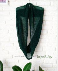 Шикарный шарф. Итальянская пряжа