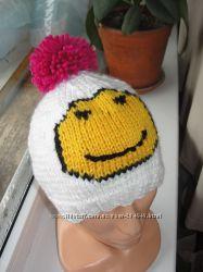 шапка-смайл