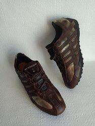Geox оригинальные кожаные кроссовки 39