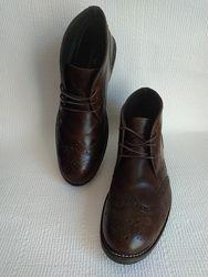 Reotape оригинальные кожаные ботинки 44