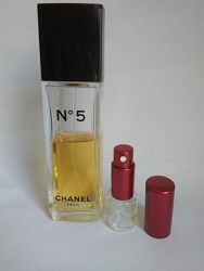 Оригинал5 мл, Chanel  5 eau de toilette