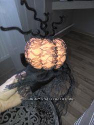 Обруч тыква на хеллоувин