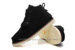 Угги мужские UGG David Beckham Boots Black -90 размер 41-46