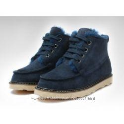 Угги мужские UGG David Beckham Boots Dark Blue-69