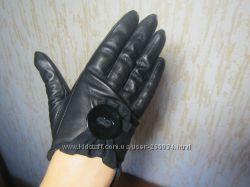 Кожаные овечьи перчатки. Белорусь, качество ЛЮКС