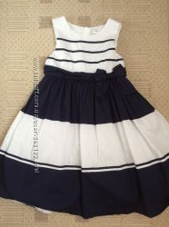 Платье праздничное Carters, 6-7 лет,