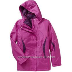 Курточка женская зимняя 2 в 1